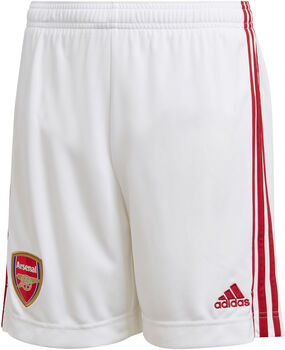 adidas Arsenal thuisshort 2020-2021 Jongens Wit