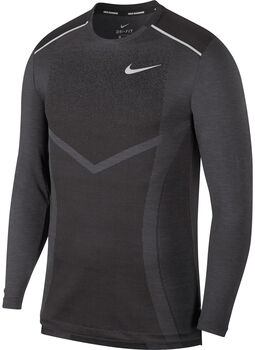 Nike TechKnit Cool Ultra shirt Heren Zwart