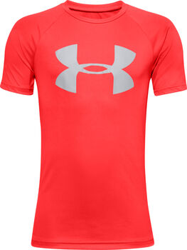 Under Armour Tech™ Big Logo kids shirt Jongens Rood