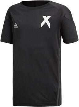 ADIDAS X Jersey shirt Jongens Zwart