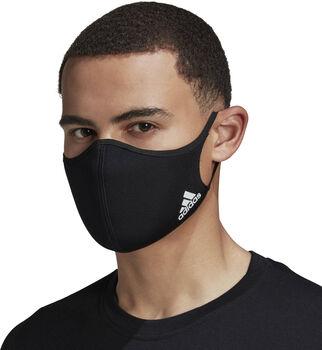 adidas Mondkapjes M/L 3 paar Zwart