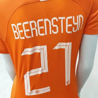 Nederland jr thuisshirt Beerensteyn