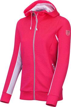 Falcon Deborah Full Zip hoodie Dames Roze