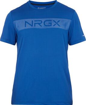 ENERGETICS Mirgo shirt Heren Blauw