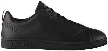 3f6a899b94e ADIDAS Advantage Clean jr sneakers Jongens Zwart