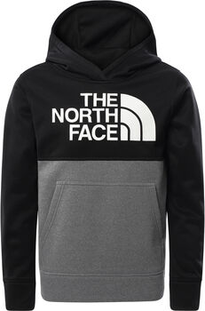 The North Face Surgent Pullover Block jas Jongens Grijs