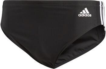 adidas 3-Stripes zwembroek Heren Zwart