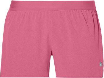 Asics 3.5 inch Woven short Dames Roze