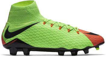 Nike Hypervenom Phatal III FG voetbalschoenen Heren Groen
