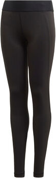 adidas Alphaskin kids legging  Meisjes Zwart