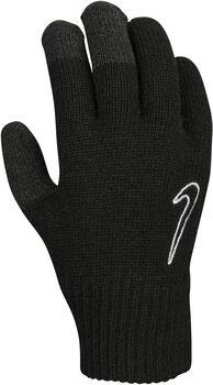 Nike Knitted Tech And Grip handschoenen S/M Heren Zwart