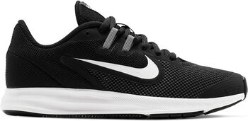 Nike Downshifter 9 hardloopschoenen Zwart
