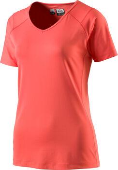 McKINLEY Sedan shirt Dames Rood