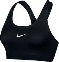 Nike Pro Classic sportbeha Dames Zwart
