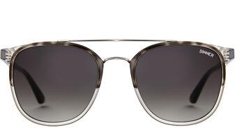 Sinner Scripps zonnebril Zwart