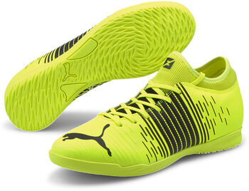 Puma Future Z 4.1 IT voetbalschoenen Heren Geel