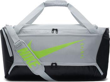 Nike Brasilia Training Duffel tas Grijs