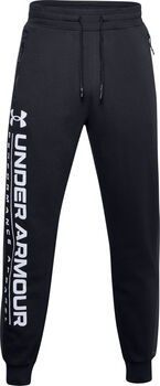 Under Armour Rival Fleece AMP joggingsbroek Heren Zwart