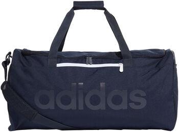 adidas Linear Core Duffel tas Blauw