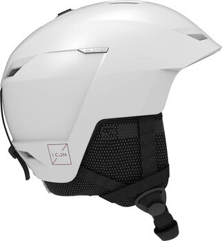 Salomon Icon LT skihelm Wit