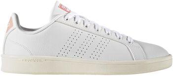 Adidas Cloudfoam Advantage sneakers Dames Wit
