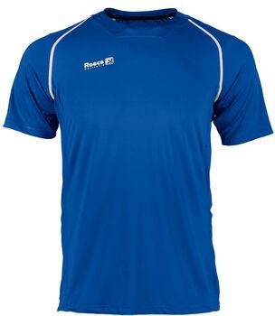 Reece Core t-shirt Dames Blauw