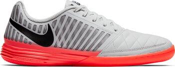 Nike Lunargato II zaalvoetbalschoenen Heren Grijs