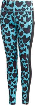 adidas AEROREADY Printed Legging Meisjes Blauw