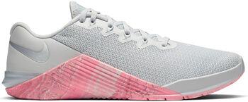 Nike Metcon 5 trainingsschoenen Dames Grijs