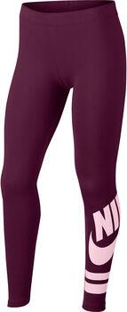 Nike Sportswear Favorite GX3 tight Meisjes Rood