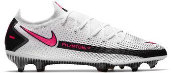 Nike Phantom GT Elite FG voetbalschoenen Wit