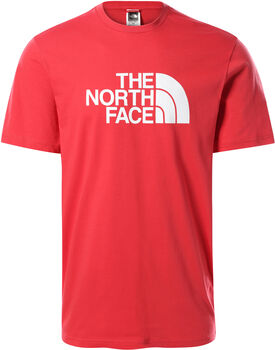 The North Face Easy shirt Heren Rood