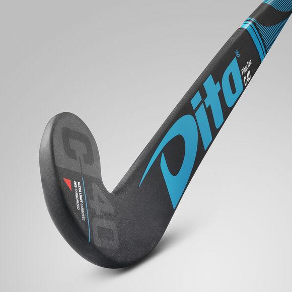 Fibertec C40 M-Bow hockeystick