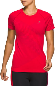 Asics Tokyo Seamless shirt Dames Rood