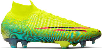 Nike  Mercurial Superfly 7 Elite MDS FG Heren Geel