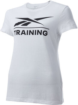 Reebok Training t-shirt Dames Wit