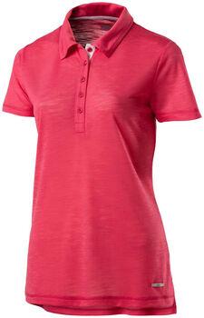 McKINLEY Urban Chama II shirt Dames Roze