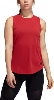 ADIDAS Performance top Dames Rood