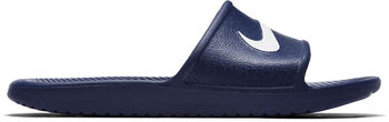 Nike Kawa Shower slippers Heren Blauw