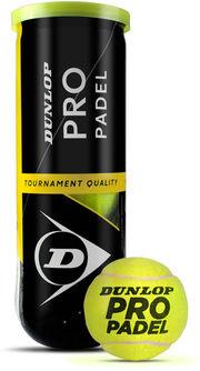 Pro Padel ballen (3 stuks)