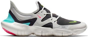 Nike Free Run 5.0 hardloopschoenen Dames Grijs