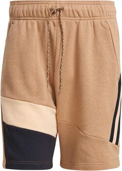 adidas Sportswear 3-Stripes Tape Summer Short Heren Bruin