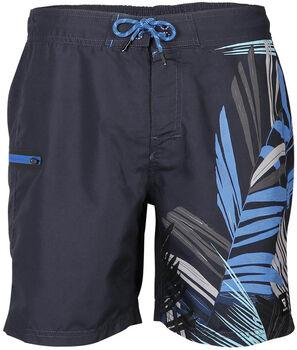 Brunotti Frye-Zip-PP zwemshort Heren Blauw