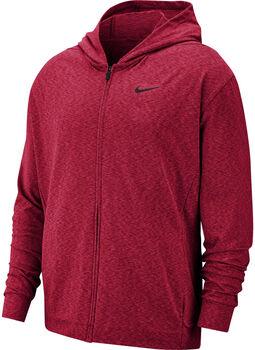 Nike Dry hoodie Heren Rood