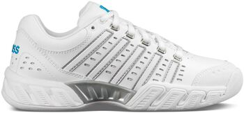 K-Swiss Bigshot Light Leather Carpet tennisschoenen Dames Wit