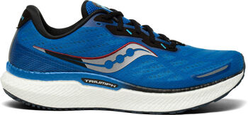 Saucony Triumph 19 hardloopschoenen Heren Blauw