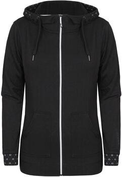 Luhta Friia hoodie Dames Zwart