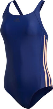 ADIDAS 3-Stripes badpak Dames Blauw