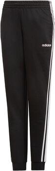adidas Essentials 3-Stripes kids broek Meisjes Zwart