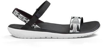 Teva Terra Float Nova sandalen Dames Zwart